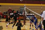 VB Ends Season with 0-3 Loss to St. Pius