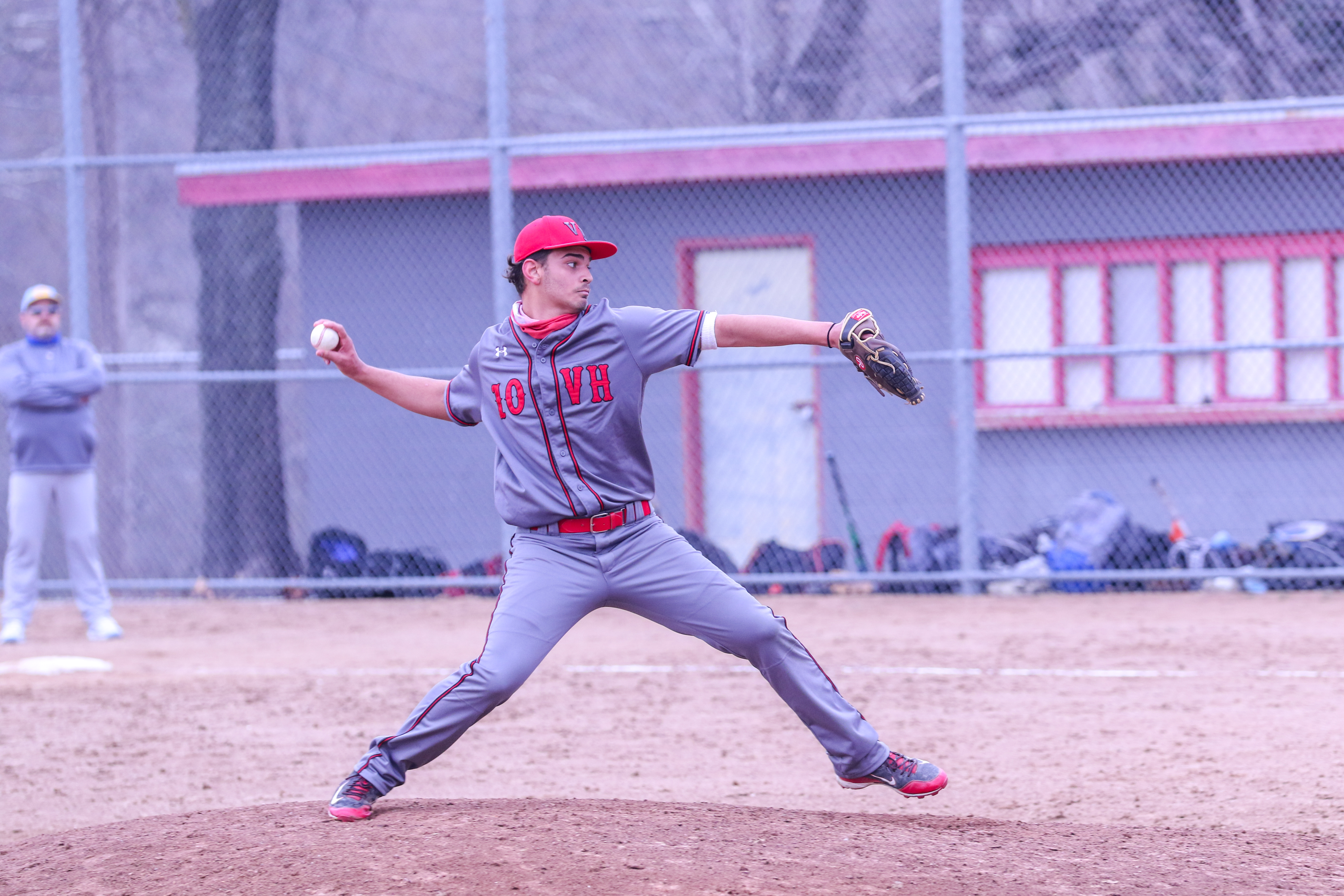 Falcons Mess with Heritage, Win 12-8