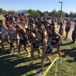 Girls Varsity Cross Country finishes 5th place at Las Vegas Invitational