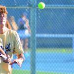 Boys tennis team remains undefeated