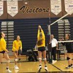 Girls Volleyball beats Western 3-0