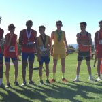 Boys Varsity Cross Country finishes 6th place at Regional Championship