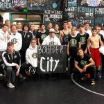 Wrestlers take silver at Utah Meet