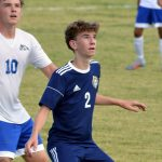 Soccer players off to hot start