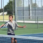 Boys and girls tennis rebound following loss to Meadows