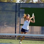 Tennis teams continue to dominate league