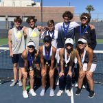 Tennis Team Going to State Tourney