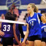 Girls MS Volleyball dominates Ellicott 2-0