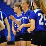 Peyton Wins 2-0 vs. Kodiaks MS Volleyball