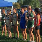 Girls' Varsity Cross Country Finishes Strong at Florence Meet