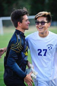 Varsity Soccer beats Ellicott