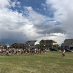 Boys' MS XC Runs Hard at BLR Meet