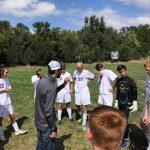 Boys Varsity Soccer Falls to Salida 1-6