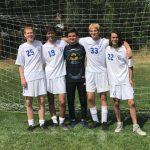 Boys Soccer Falls to CSCS 1 – 9