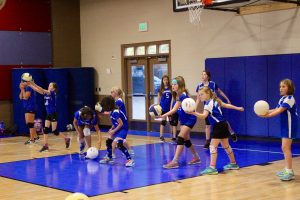 4/5/6 Grade Girls' Volleyball