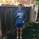 Girls XC Grabs 2nd Place at BFL Meet, Behind Griffin's First Title