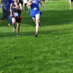 Boys XC Finishes with Pride at League Meet