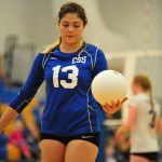 Kodiaks Represent in Volleyball: Richardi Makes the Gazette 1A-3A All-Area 1st Team
