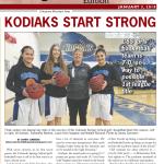 Kodiak Basketball Teams Return to Action: Girls Start 7-0