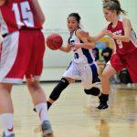 Girls Varsity Basketball beats Kiowa School 44 – 36