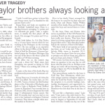 Taylor Brothers in the News