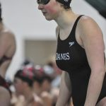 Wooten Heads to State Meet:  Swims 400 Freestyle Relay