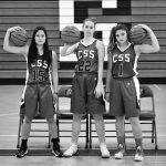 Girls' Basketball Off to Regionals:  March 2-3