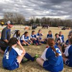 Girls MS Soccer Falls to St. Mary's 2-4