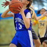 5/6 Grade Girls' Basketball Team Learns Golden Nuggets