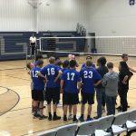 Boys Volleyball Kicks Off Season