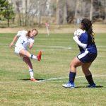 Girls Varsity Soccer beats Evangelical Christian Academy 3 – 0