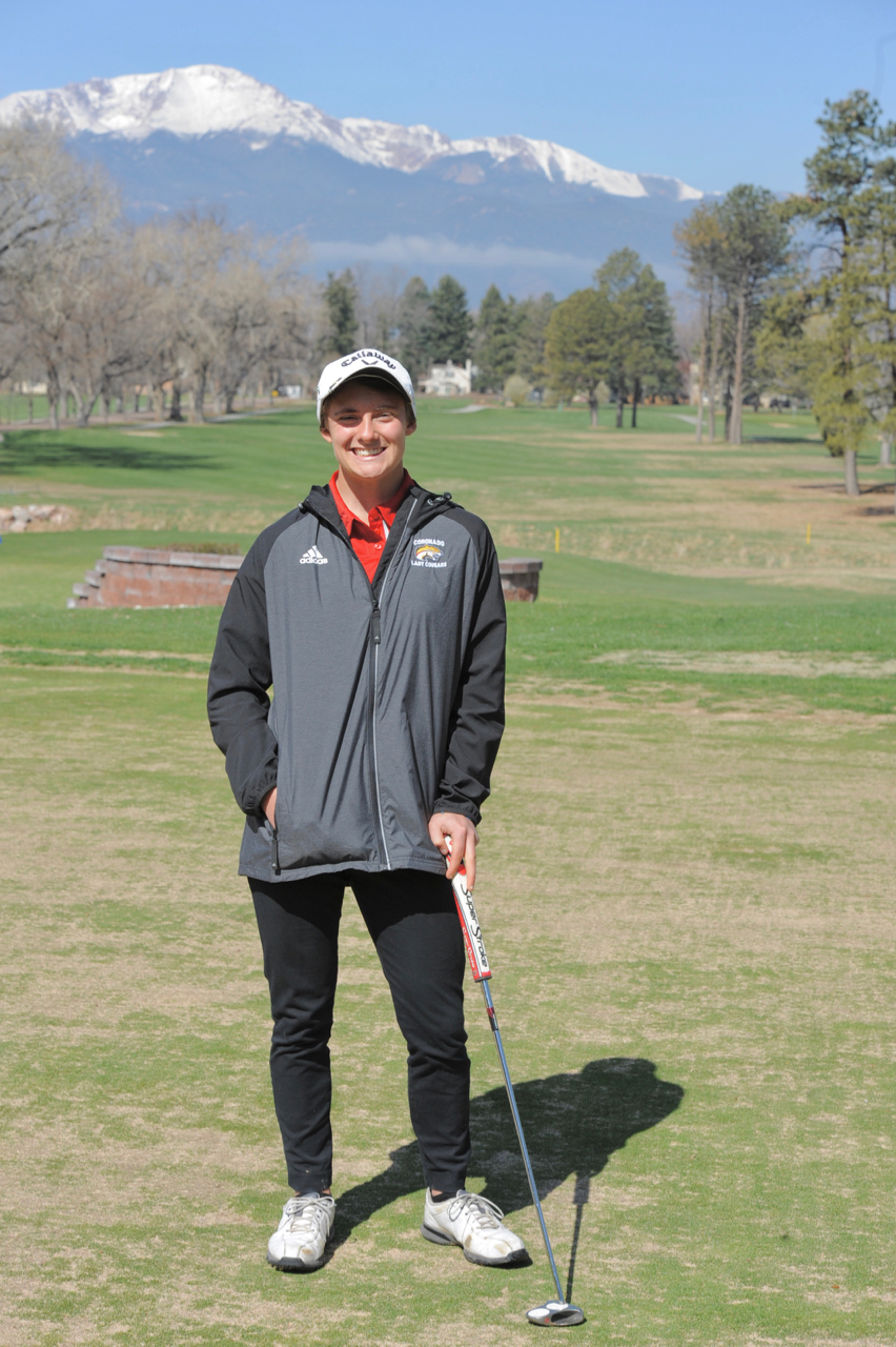 Kate Griffin:  Finding her Groove in Golf