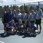 Girls' Tennis Regional Runner-up: Singles Heading to State