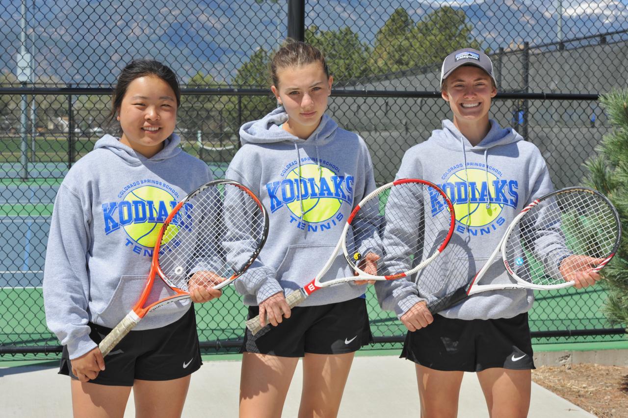 Best Season in School History for Girls' Tennis