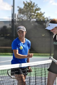 Girls' Tennis Regionals