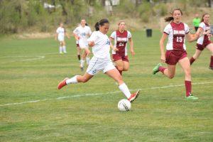 Girls' Soccer: Tailgate
