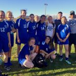 Girls' Soccer Concludes Exciting Season with 0-3 Loss to Del Norte