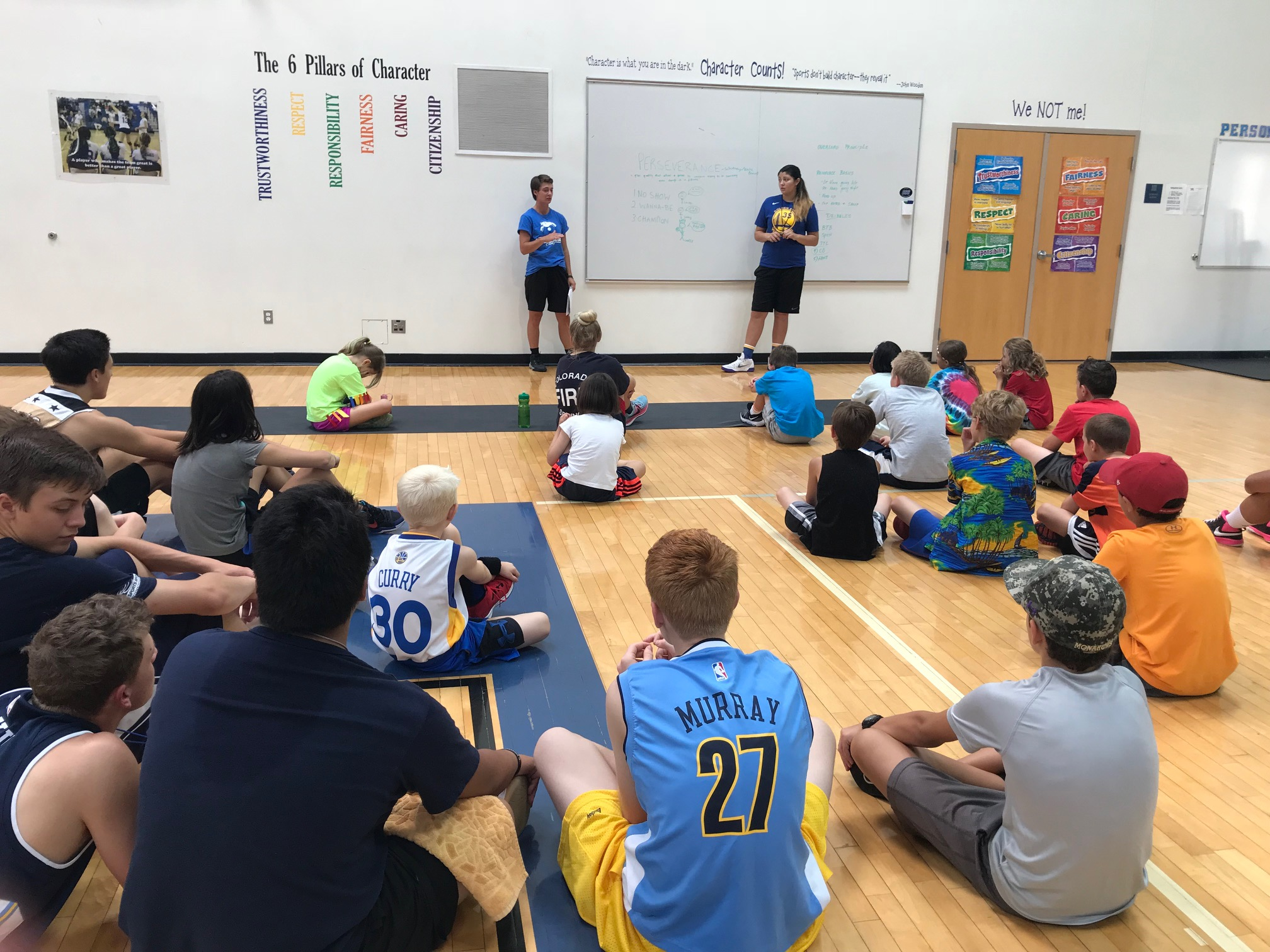 Summer Sports Camps: Teaching the FUNdamentals