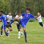 Kodiak Soccer:  Fall to #4 Heritage Christian 0-3