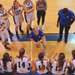 Girls Advance with 59-29 Win in Districts