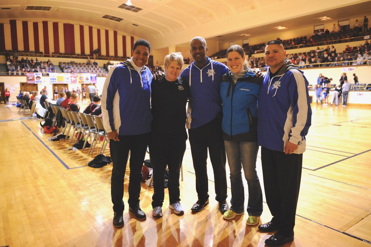 Top Performers Awarded in Basketball