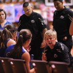 Regional Run Ends for Girls' Basketball in 37-39 Loss