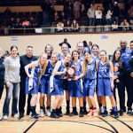 Girls BB Advances to Regionals: To Play Heritage Christian on Friday