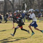 MS Lacrosse Team Handles Monument 8-5