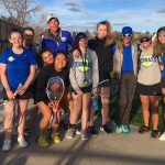Girls Varsity Tennis beats The Vanguard School 4 – 3