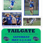 Tailgate for Spring Sports Celebration