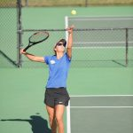 Tennis Sends Five to State Tournament