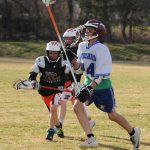 MS Lacrosse Showcases Balanced Scoring
