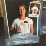Kate Griffin: The Gazette's Peak Performer for Golf