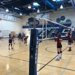 Girls MS Volleyball beats Banning Lewis Ranch 2 – 0